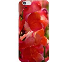 Tower Of Red Petals iPhone Case/Skin