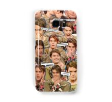 Stefon collage Samsung Galaxy Case/Skin