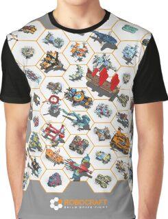 Robocraft Player Robots Graphic T-Shirt