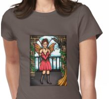 Raven's Call Womens Fitted T-Shirt
