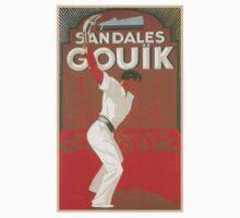 Sandales Gouik T-Shirt