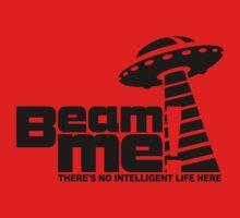 Beam me up V.3.2 (black) One Piece - Short Sleeve