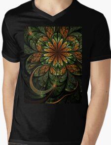 Prince - Abstract Fractal Artwork Mens V-Neck T-Shirt