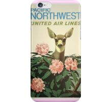 Pacific Northwest iPhone Case/Skin