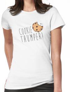 Yolandi Vi$$er - Cookie Thumper! Womens Fitted T-Shirt