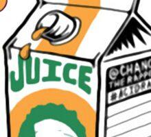 Chance coloring book acidrap [HQ] Sticker