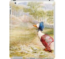 Jemima Puddle Duck iPad Case/Skin