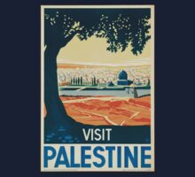Visit Palestine Kids Clothes