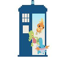 ORAS TARDIS by Andrew Farr
