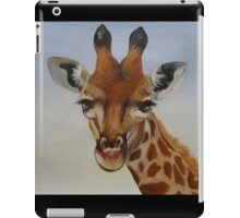 """Giraffe"" iPad Case/Skin"