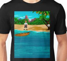MONKEY ISLAND BEACH Unisex T-Shirt