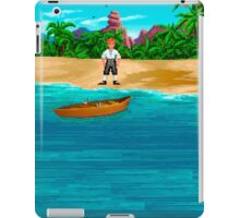 MONKEY ISLAND BEACH iPad Case/Skin