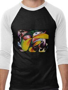 Point Kerry Men's Baseball ¾ T-Shirt