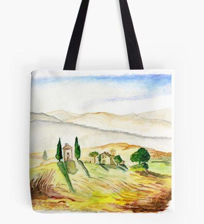 Siena. Italy Tote Bag