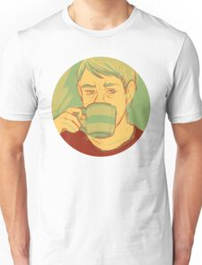jw: green tea Unisex T-Shirt