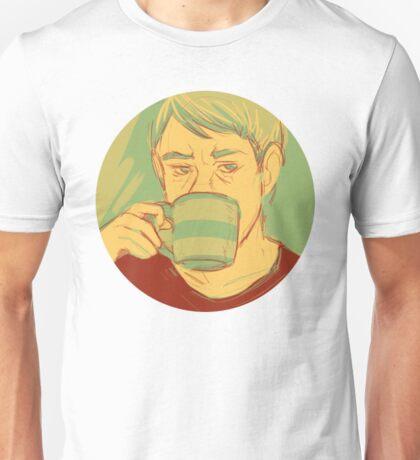jw: green tea Unisex T-Shirt