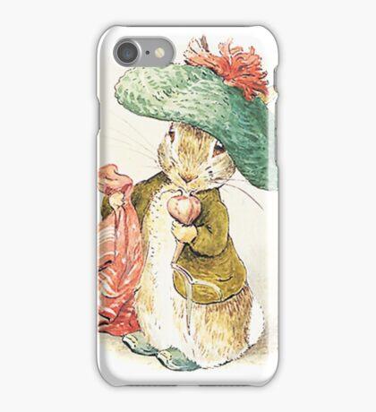 Benjamin Bunny iPhone Case/Skin