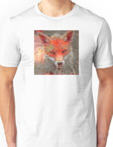 Sly Red Fox  Unisex T-Shirt