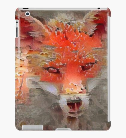 Sly Red Fox  iPad Case/Skin