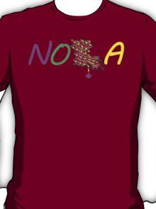 NOLA mardi gras beads T-Shirt
