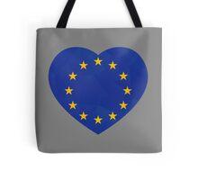 Love Europe, Love EU Tote Bag