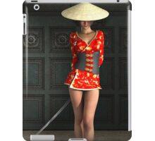 The Gate Keeper iPad Case/Skin