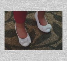 DREAM WHITE SHOES One Piece - Long Sleeve