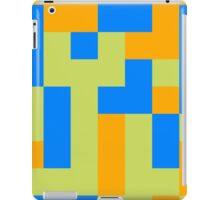 Tetris shapes iPad Case/Skin
