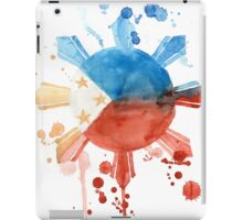 Philippine Flag Inspired Art iPad Case/Skin