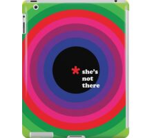 666ties - 1965: She's Not There iPad Case/Skin
