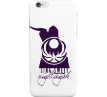 Sing Sweet Nightingale iPhone Case/Skin