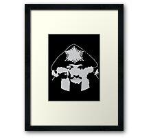 Manson Lamp Framed Print