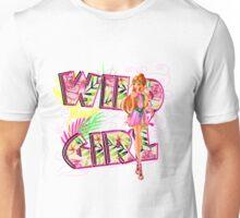 Wild Girl Rose - Flora Unisex T-Shirt
