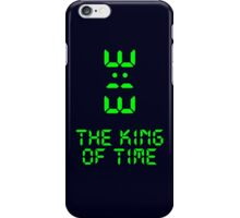 King of Time - 3:13 iPhone Case/Skin
