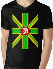 Jamaican Trojan Records Mens V-Neck T-Shirt