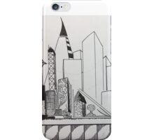 Empty Skyline iPhone Case/Skin