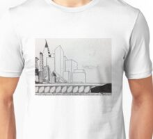 Empty Skyline Unisex T-Shirt