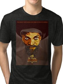 The Mighty Jah Shaka Tri-blend T-Shirt