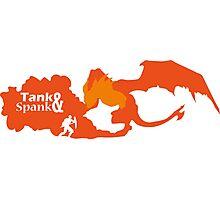 Tank And Spank Photographic Print