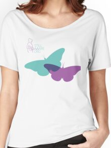 Still Aware 'Butterflies' Women's Relaxed Fit T-Shirt
