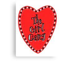 The Girl Gang Canvas Print
