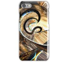 Hereditary Traits Abstract iPhone Case/Skin