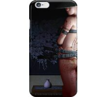 Never Vulnerable iPhone Case/Skin