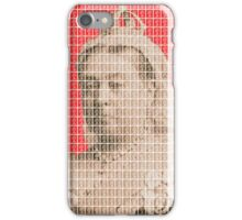 I'm Not Amused - Red iPhone Case/Skin