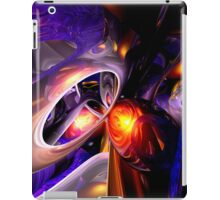 Relaxation Theory Abstract iPad Case/Skin