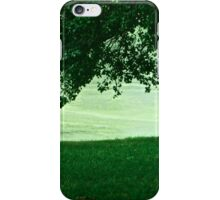Green Park of Southern Illinois iPhone Case/Skin