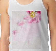 Withered peony Tank Top