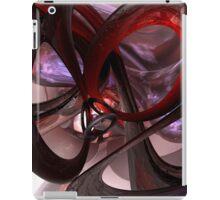 Dark Depts Abstract iPad Case/Skin