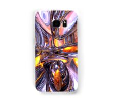 ludicrous Voyage Abstract Samsung Galaxy Case/Skin