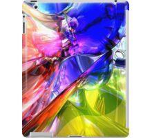 When Rainbows Collide iPad Case/Skin